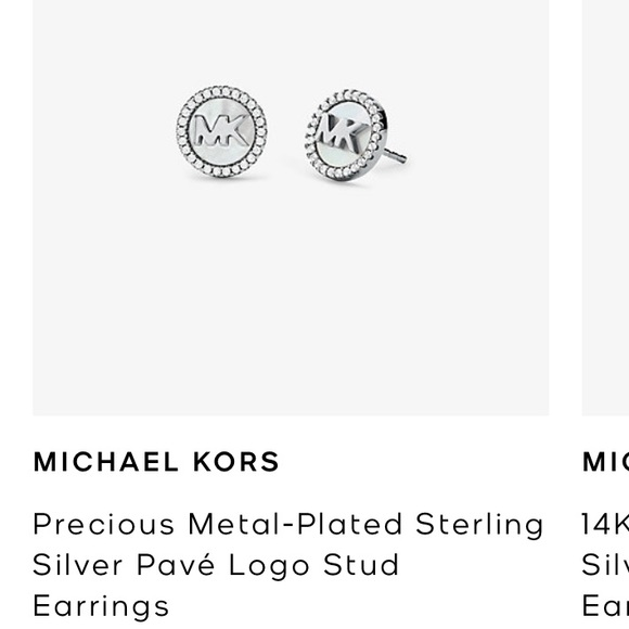 Michael Kors Jewelry - Michael Kors Earrings